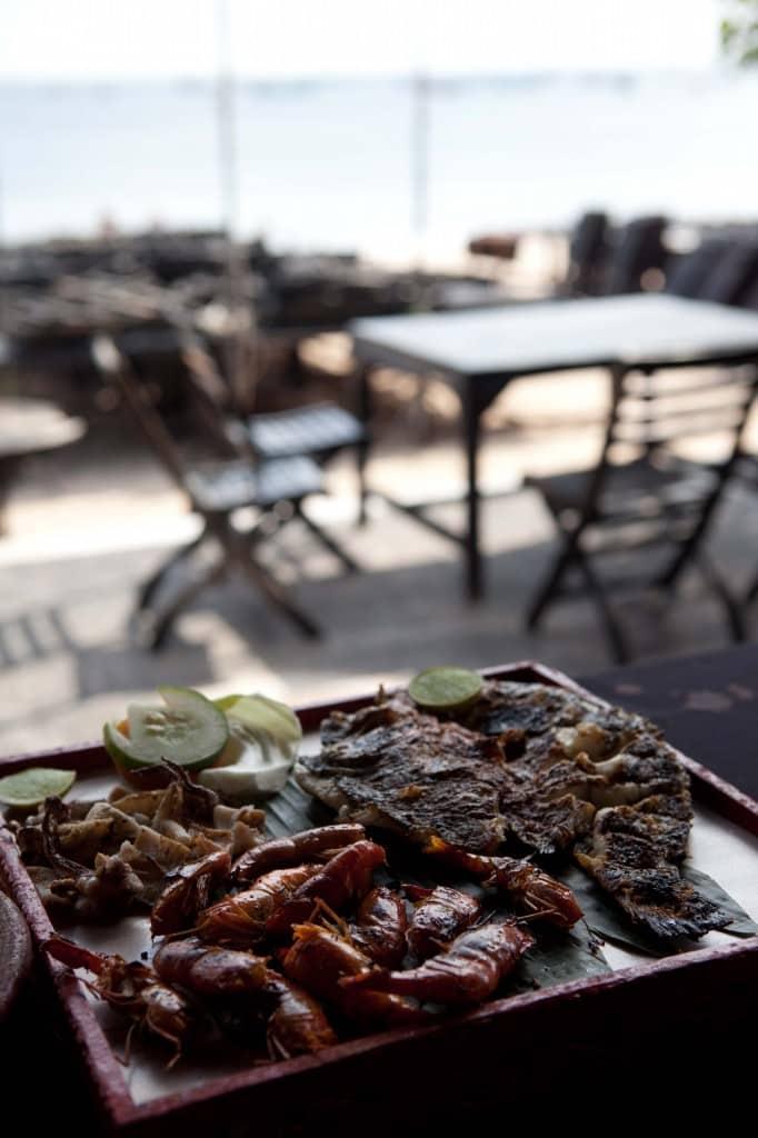 Jimbaran, Restaurant, Lunch
