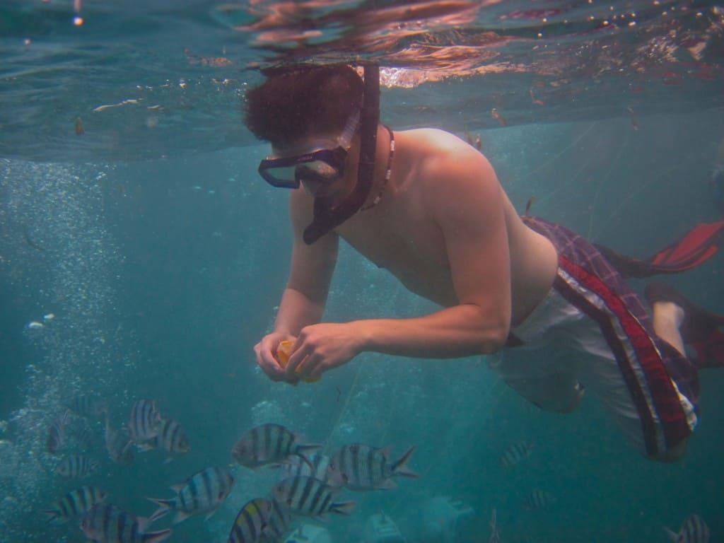 Bali, Nusa Dua, indonesia, Bali Scuba Masters, Snorkelling