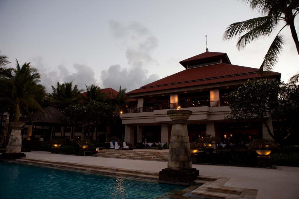 Conrad Bali Main Building