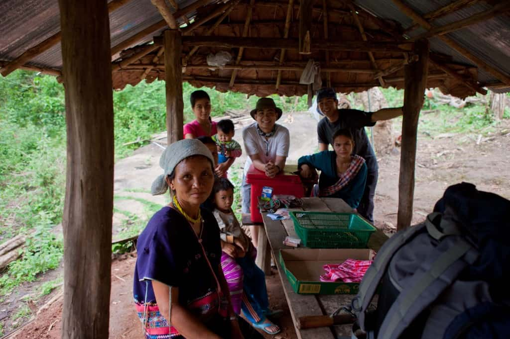 does dukoral work in trekking trip to chiang mai to see karen tribe
