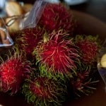Conrad Koh Samui Welcome Fruits