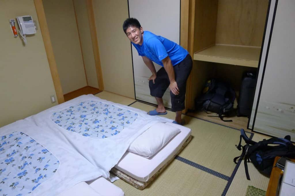 our stay at ryokan shimizu in kyoto