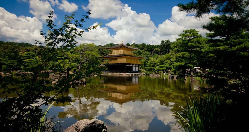 northern kyoto neighbourhood guide kinkakuji golden pavilion