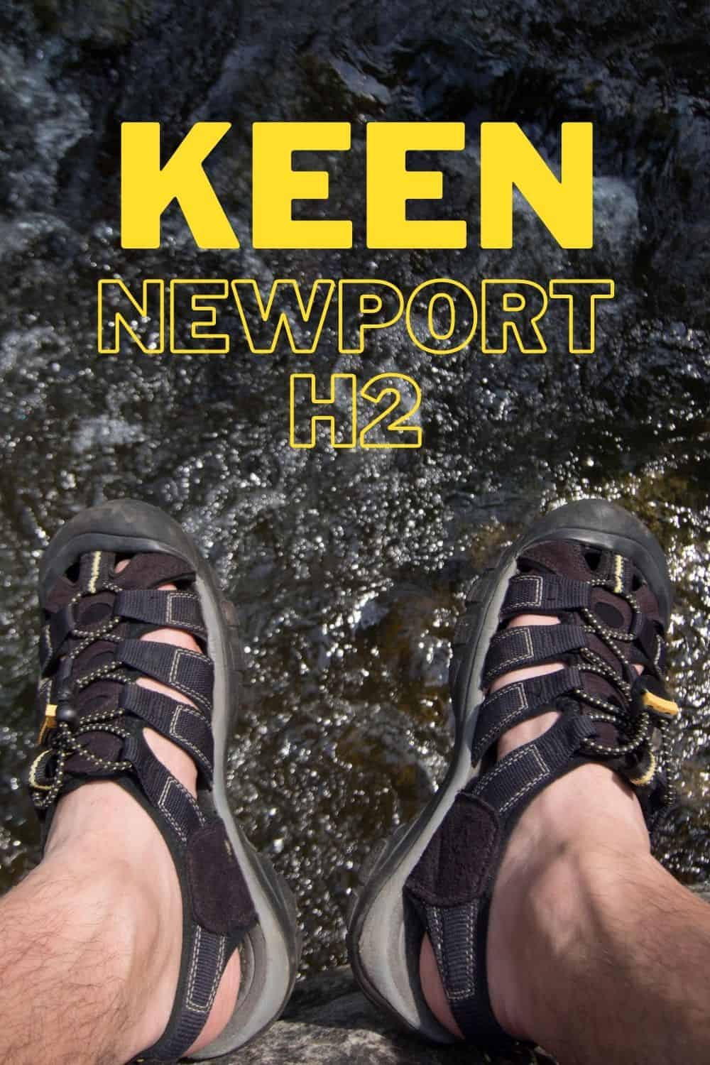 Keen Newport H2 Review - the ultimate travel sandals