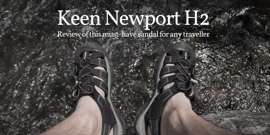 7fc21b975e60 Gear Review  Keen Newport H2 Sandals