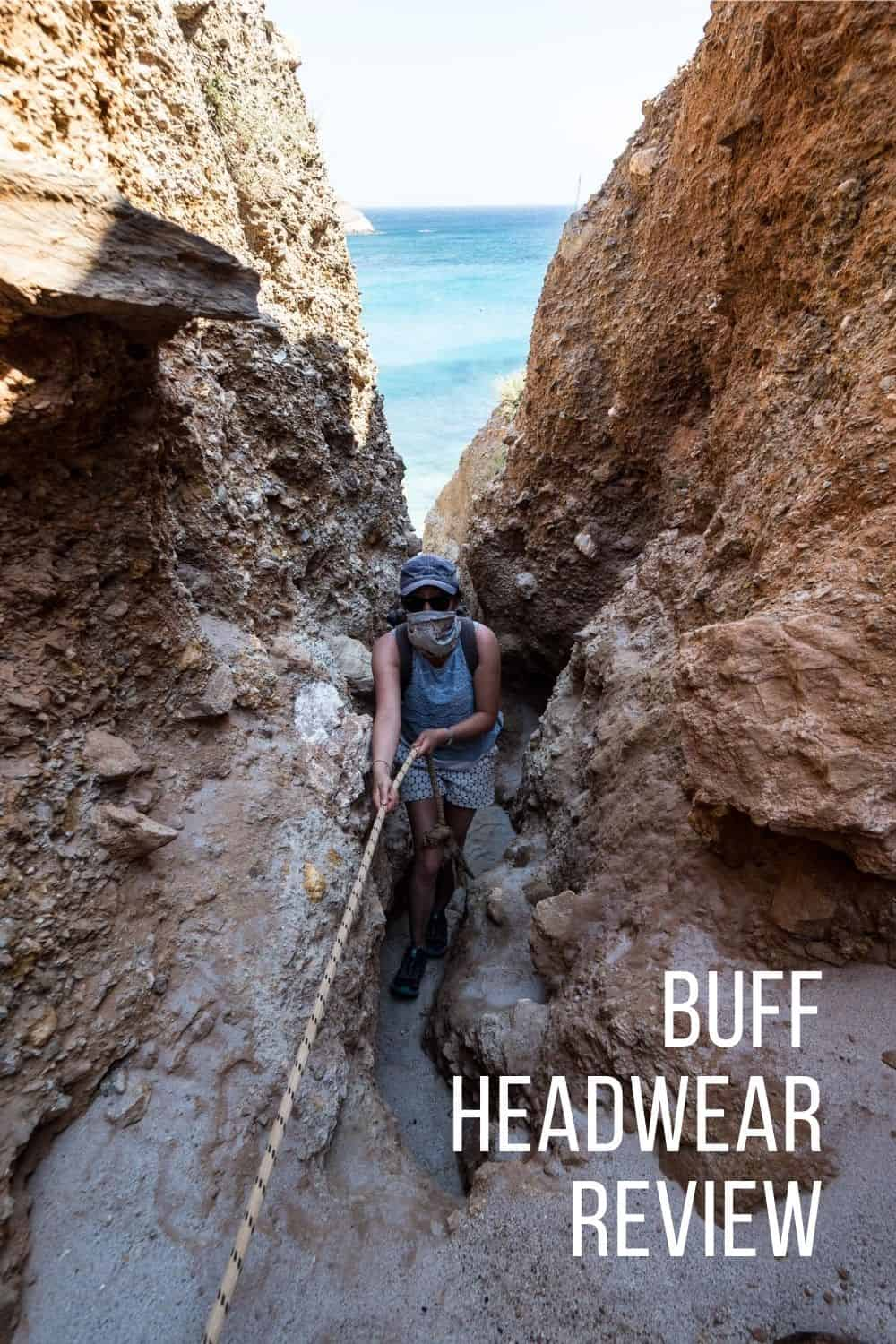 BUFF Headwear Review - The Most Versatile Piece of Travel Gear