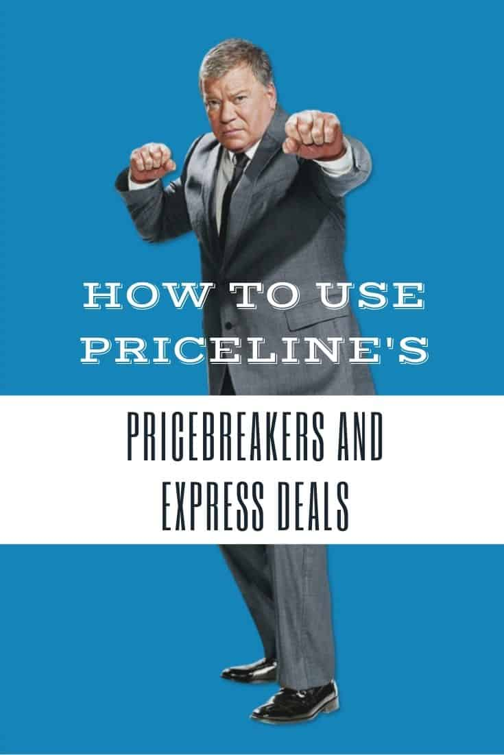 How to Use Priceline\'s Pricebreakers and Express Deals - Simplified