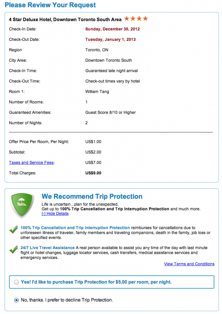 How To Use Priceline S Name Your Own Price Simplified