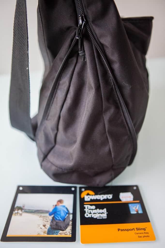 Lowepro Passport Sling expandable