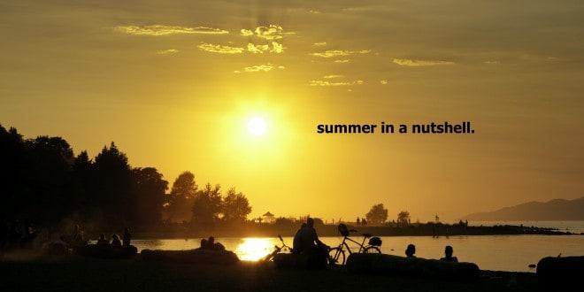 Summer in a Nutshell