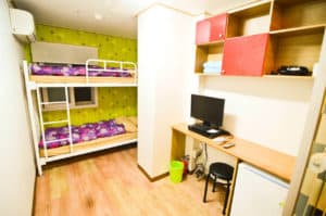 Kimchee Gangnam Guesthouse in Seoul