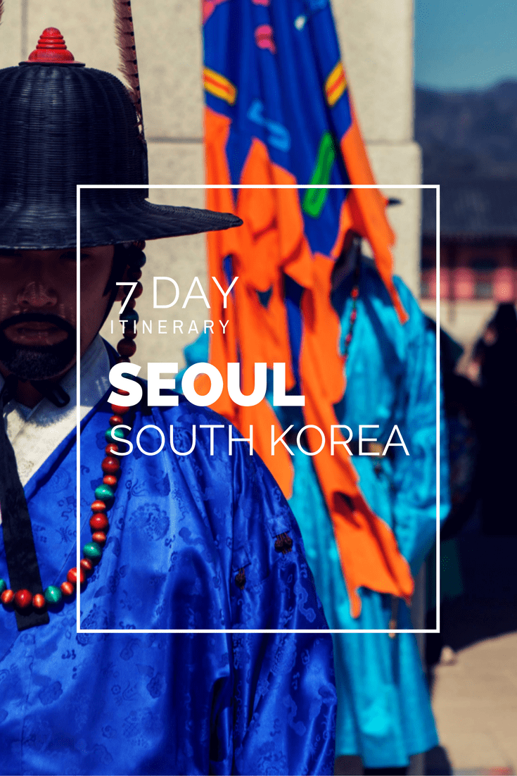 Summary of our 7 days to Seoul. Everything you need to you know to plan your own trip in Korea's capital.