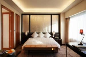 Lotte Hotel Seoul bedroom