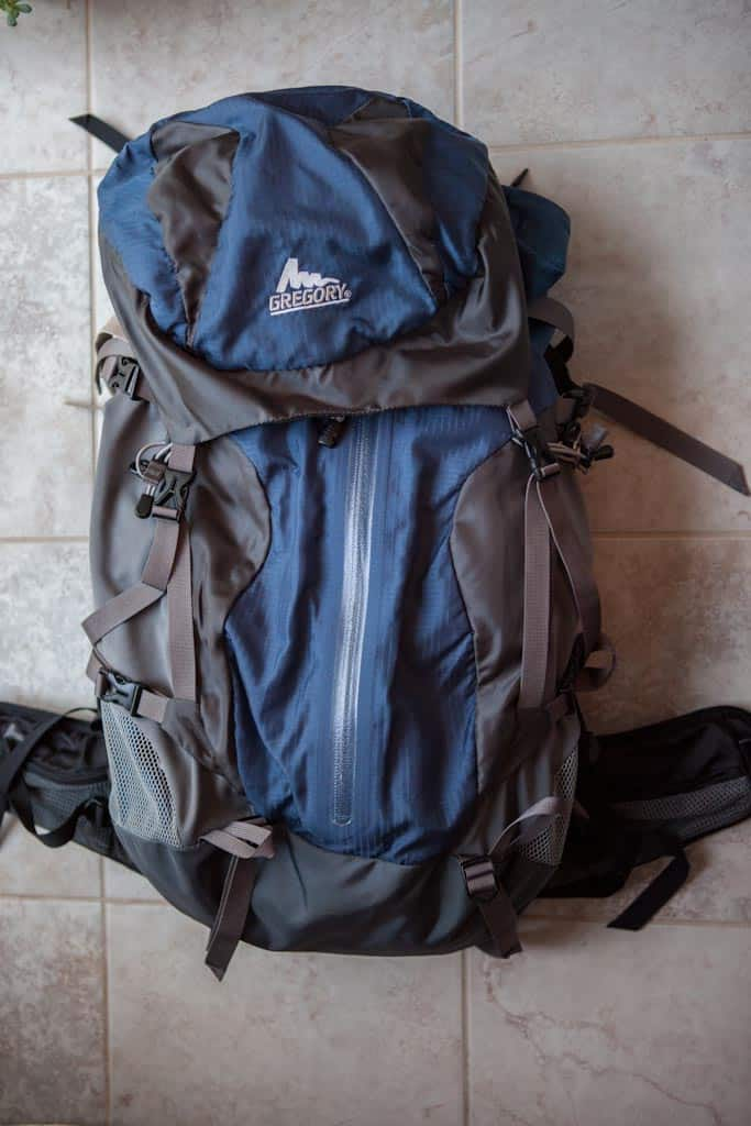 Gregory Z55 Backpack