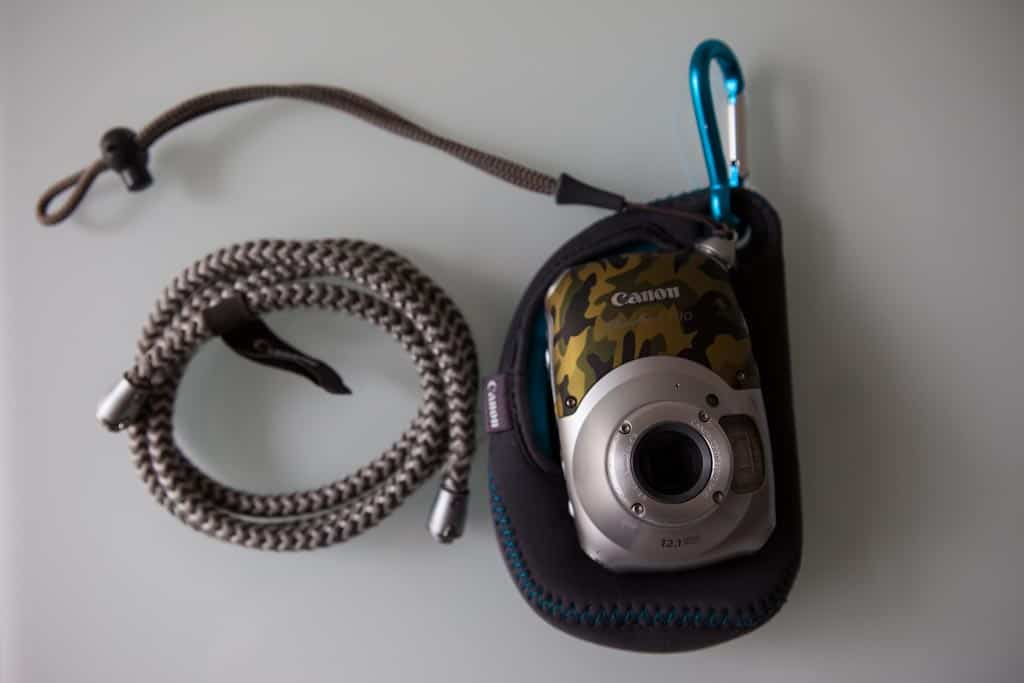 Canon D10 Underwater Camera