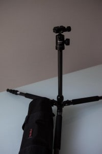 Rollei Carbon Fiber Tripod with Ball Head