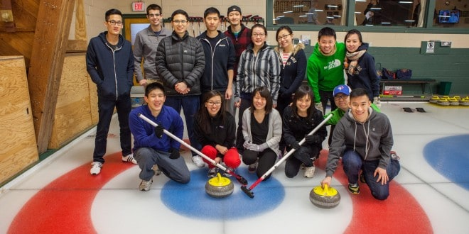 Things to do in Toronto – Curling