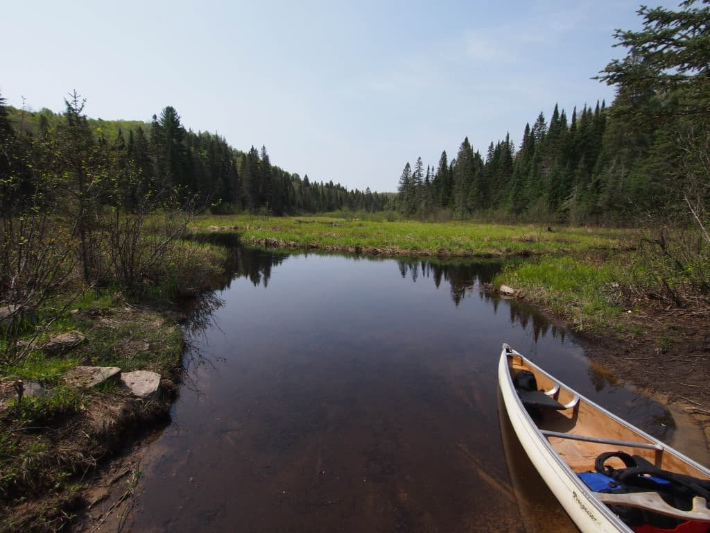 start of third day of algonquin portgaging