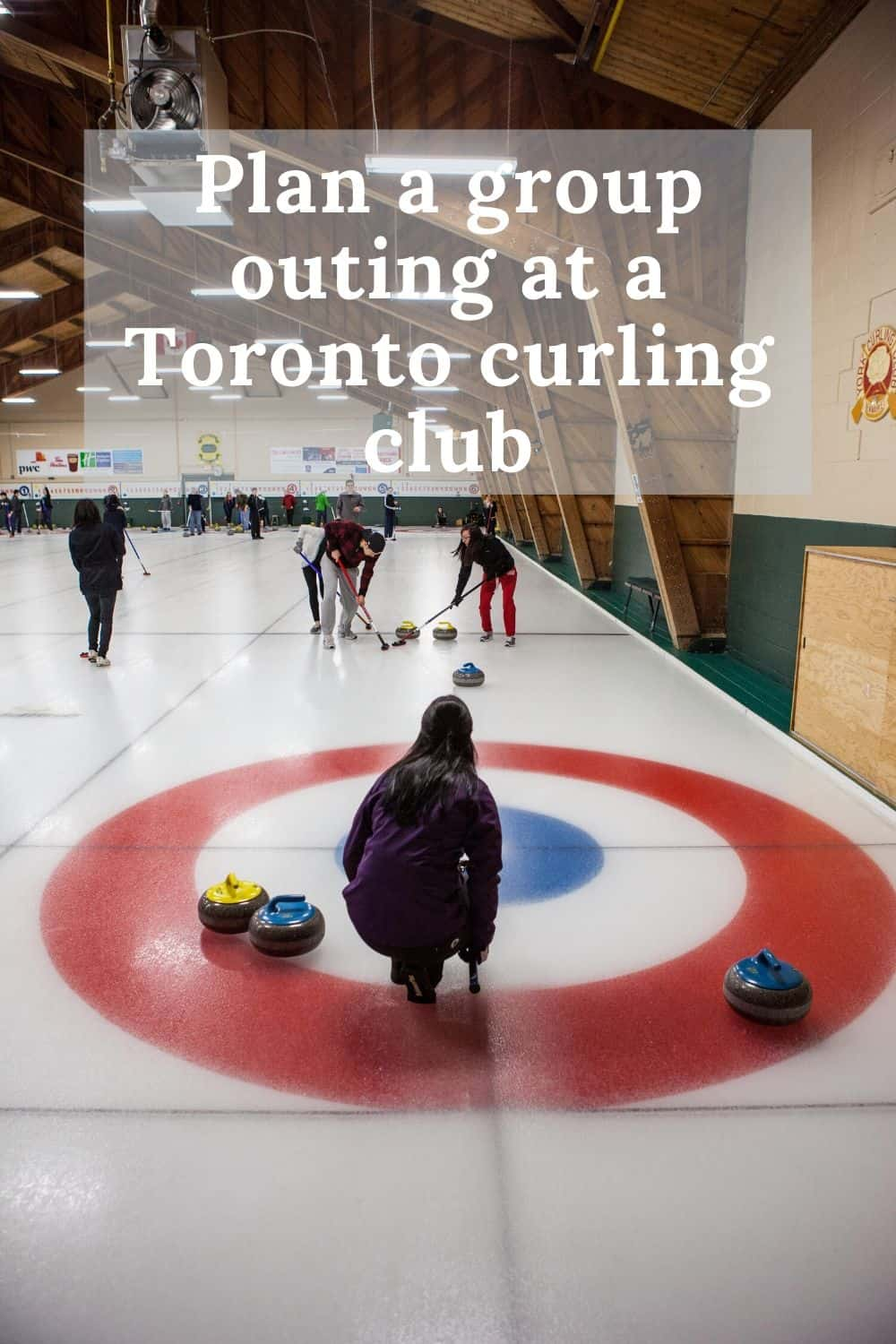 Curling clubs in Toronto that rent to groups - How to plan a fun curling event