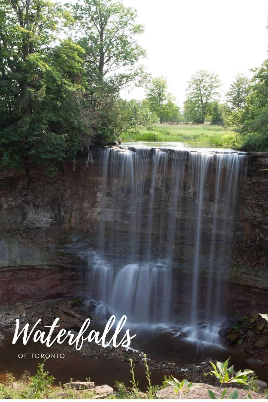 Waterfalls Near Toronto - Exploring the Cascades of Grey County