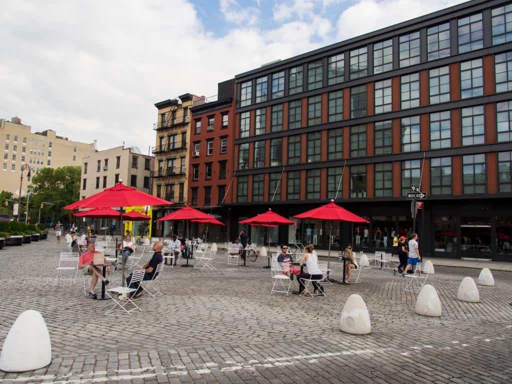 meatpacking district in new york city the perfect place to have coffee