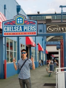 chelsea pier in new york city