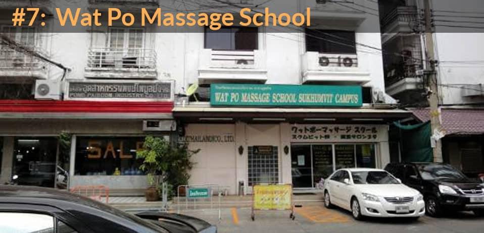 wat po massage school in must-do things in bangkok