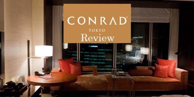 HOTEL REVIEW:  Conrad Tokyo