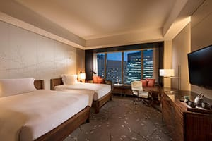 conrad tokyo suite - luxury place to stay in tokyo