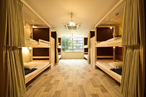 hostel chill out osaka recommended cheap accommodations