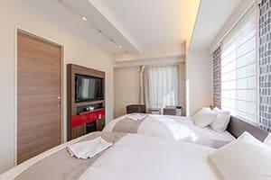 hotel m's plus shijo omiya room in kyoto