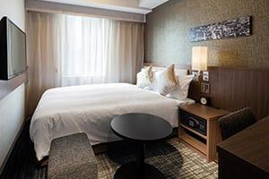 where to stay in osaka - hotel unizo osaka