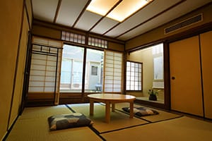 ryokan tori in kyoto as part of 12 day japan itinerary