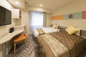 sarasa hotel shin osaka japan