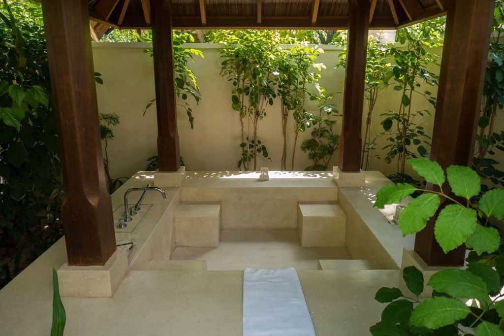 Conrad Maldives, King Beach Villa