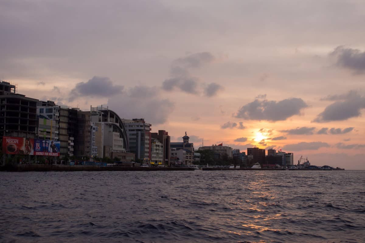 Conrad Maldives – Touring the Capital City of Malé