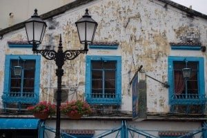 Portuguese influenced architecture