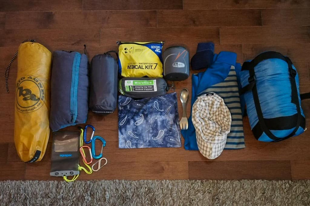 Gear for Hiking #1