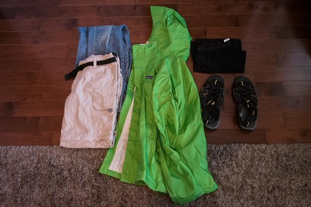 what to pack for a trip to utah and arizona