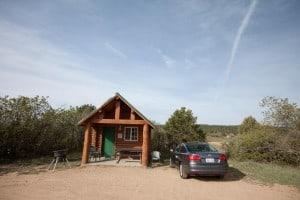 cowbow cabin 5 at zion ponderosa