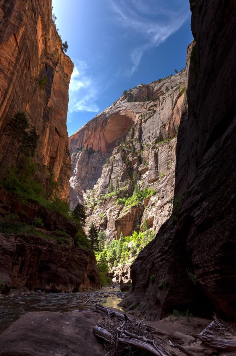 Zion National Park, The Narrows