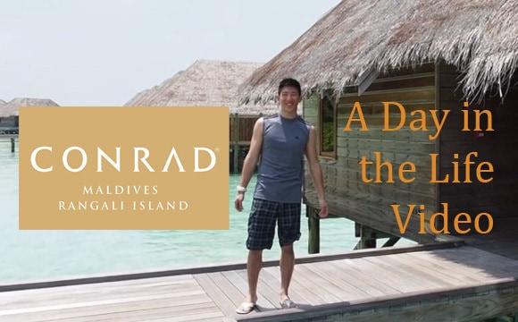 Conrad Maldives Rangali Island Video