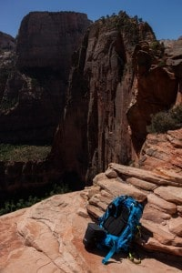 f-stop Loka at Angel's Landing