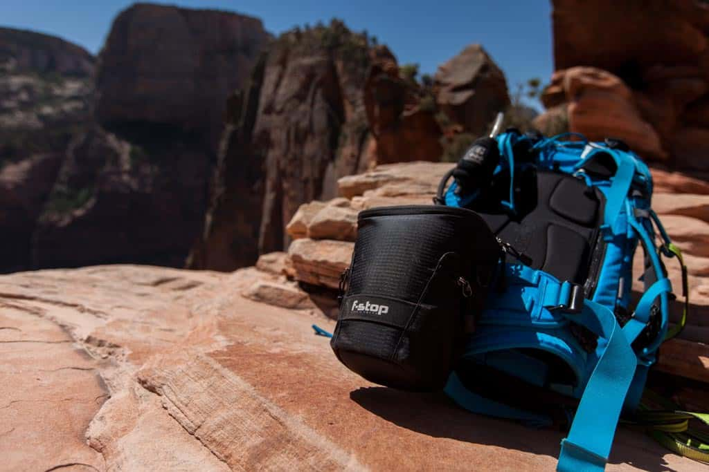 REVIEW:  f-stop Loka Camera Backpack