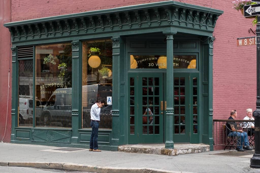 Stumptown on 8th Storefront