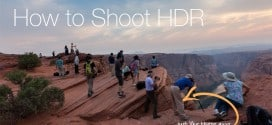 How to Shoot HDR – Horseshoe Bend