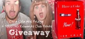 GIVEAWAY: Free Retro Coca-Cola Mini Fridge AND 5000 IHG Rewards Club Points