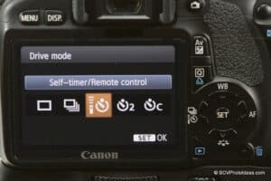 dslr hdr self timer remote control photography guide