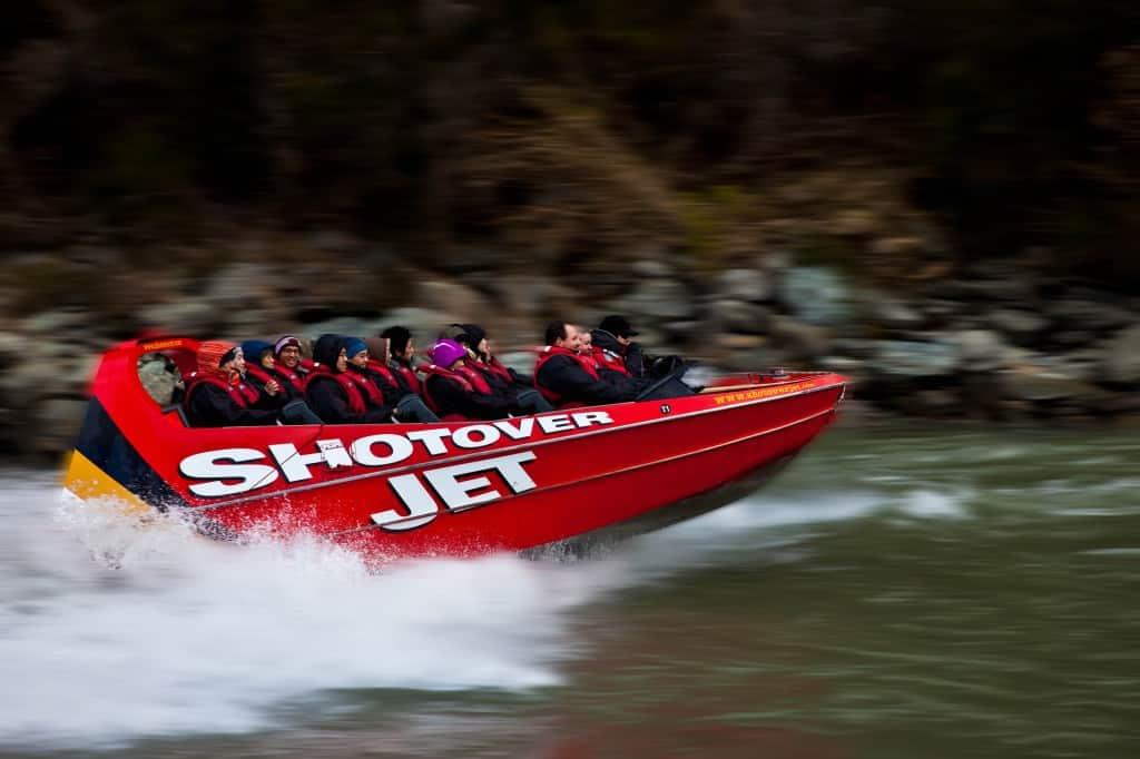 Queenstown Shotover Jet