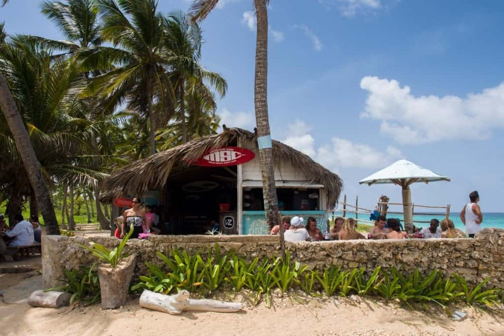 macao surf camp hut